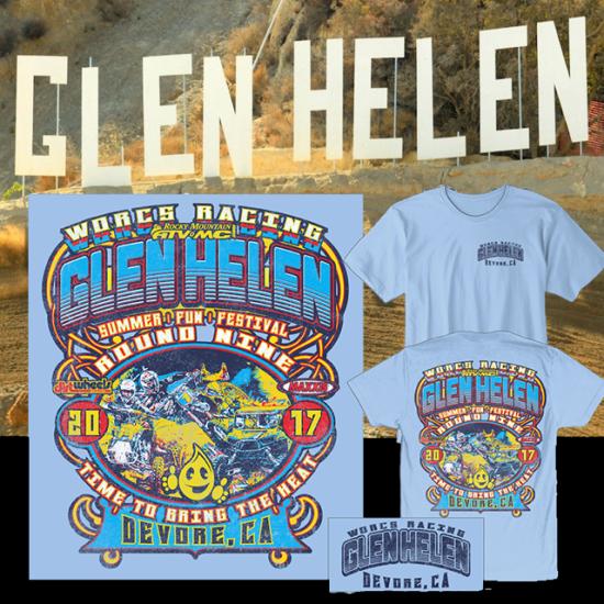 WORCS  Round 9 - Glen Helen