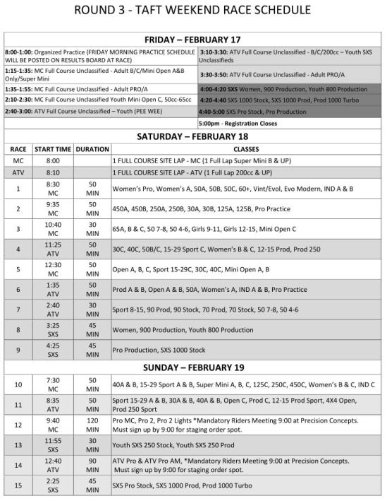 2017-round-3-weekend-race-schedulea