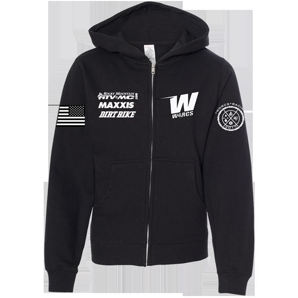 2017 WORCS Zip Up Hooded Jacket