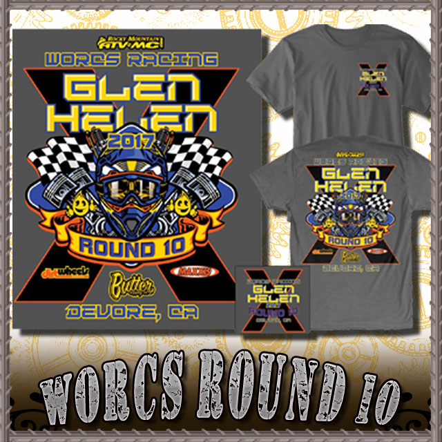WORCS  Round 10 - Glen Helen